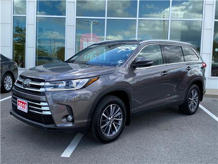 2019 Toyota Highlander XLE (Stk: W5102A) in Cobourg - Image 1 of 29