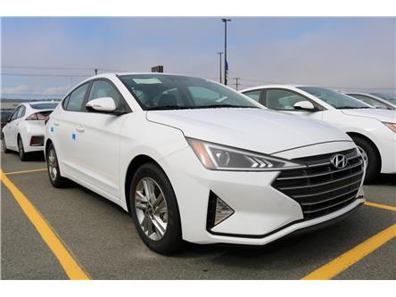 2020 Hyundai Elantra Preferred w/Sun & Safety Package (Stk: 02922) in Saint John - Image 1 of 3