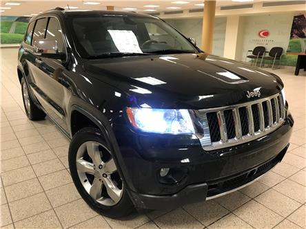 2013 Jeep Grand Cherokee Overland (Stk: 201343A) in Calgary - Image 1 of 12