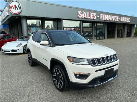 2018 Jeep Compass Limited (Stk: 18-108246) in Abbotsford - Image 1 of 18