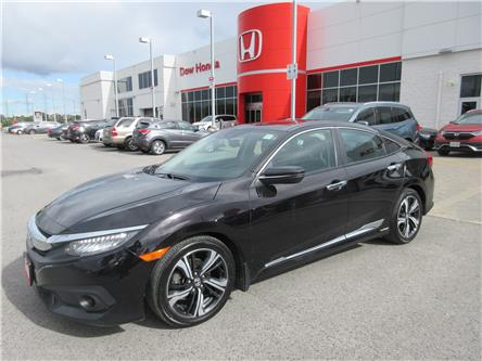 2016 Honda Civic Touring (Stk: 28284L) in Ottawa - Image 1 of 16