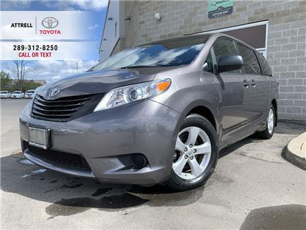 2015 Toyota Sienna CE 7 PASS, BACK UP CAMERA, ALLOYS, TINT, BLUETOOTH (Stk: 47706AB) in Brampton - Image 1 of 23