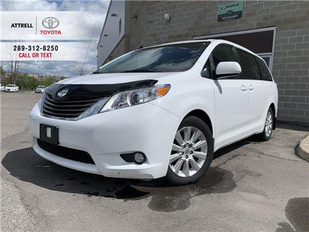 2014 Toyota Sienna XLE FWD BLIND SPOT MONITOR, SUNROOF, LEATHER, ALLO (Stk: 47944A) in Brampton - Image 1 of 23