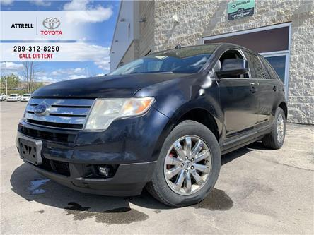 2008 Ford Edge LIMITED AWD NAVI, LEATHER, SUNROOF, FOG, CHROME AL (Stk: 47924A) in Brampton - Image 1 of 23