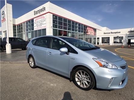 2012 Toyota Prius v Base (Stk: 9104A) in Calgary - Image 1 of 22