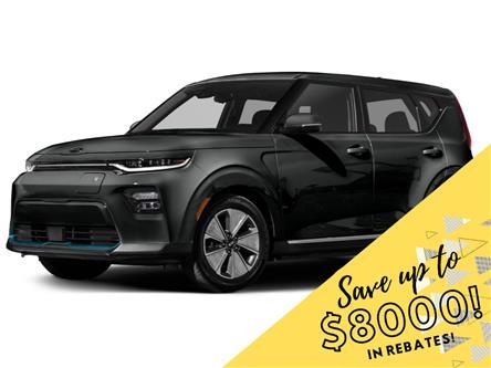 2021 Kia Soul EV EV Premium (Stk: SO21-070EV) in Victoria - Image 1 of 5