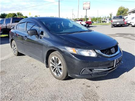 2014 Honda Civic EX (Stk: ) in Kemptville - Image 1 of 17