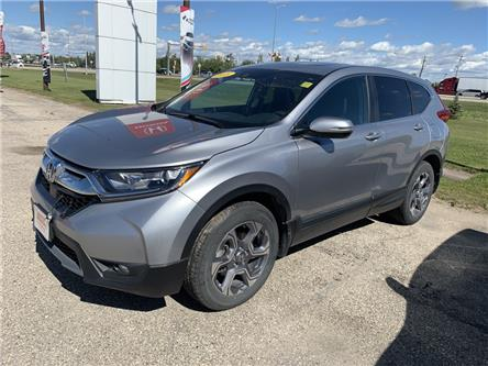 2018 Honda CR-V EX (Stk: H1757) in Steinbach - Image 1 of 18