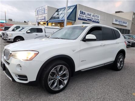 2015 BMW X3 xDrive28d (Stk: ) in Concord - Image 1 of 26