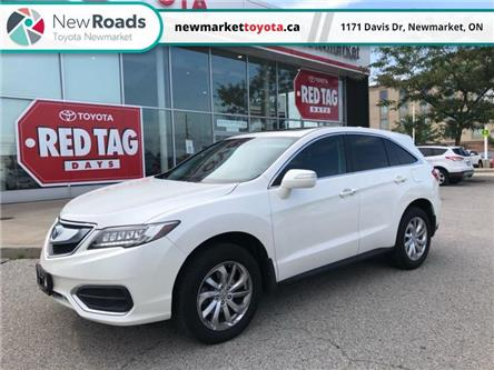 2017 Acura RDX Tech (Stk: 6110) in Newmarket - Image 1 of 26