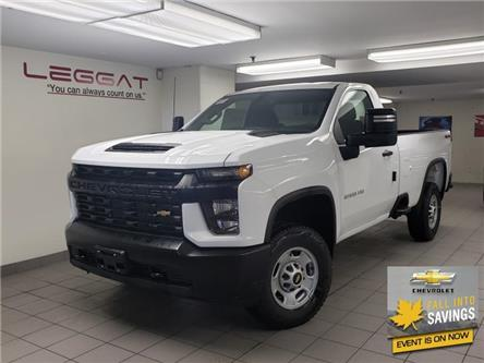 2020 Chevrolet Silverado 2500HD Work Truck (Stk: 205726) in Burlington - Image 1 of 21