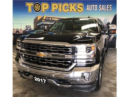 2017 Chevrolet Silverado 1500 LTZ (Stk: 500226) in NORTH BAY - Image 1 of 27