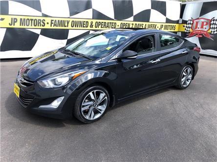 2016 Hyundai Elantra Limited (Stk: 49888) in Burlington - Image 1 of 21