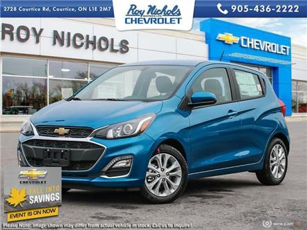 2021 Chevrolet Spark 1LT CVT (Stk: X013) in Courtice - Image 1 of 22