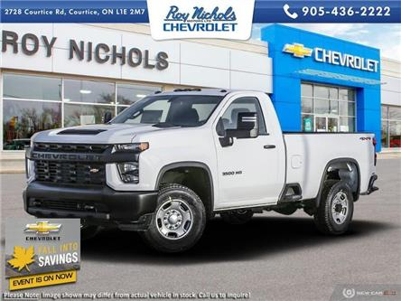 2020 Chevrolet Silverado 3500HD Work Truck (Stk: W311) in Courtice - Image 1 of 20
