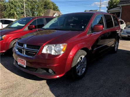 2017 Dodge Grand Caravan Crew (Stk: 74805) in Belmont - Image 1 of 20