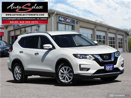 2017 Nissan Rogue SV (Stk: 1NRW291) in Scarborough - Image 1 of 27