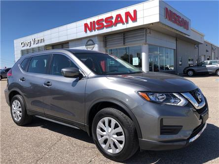 2017 Nissan Rogue S (Stk: P2728) in Cambridge - Image 1 of 28