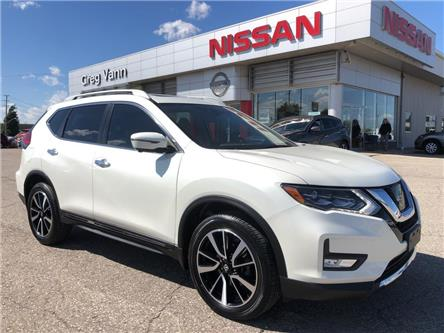 2017 Nissan Rogue SL Platinum (Stk: P2733) in Cambridge - Image 1 of 30