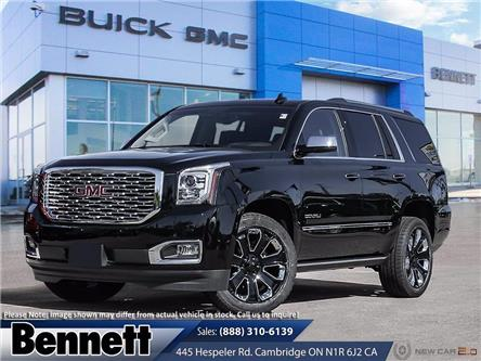 2020 GMC Yukon Denali (Stk: D200307) in Cambridge - Image 1 of 22