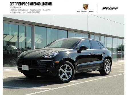 2018 Porsche Macan  (Stk: P15166A) in Vaughan - Image 1 of 20