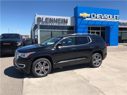 2019 GMC Acadia Denali (Stk: 0B067A) in Blenheim - Image 1 of 21