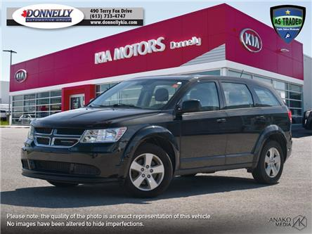 2013 Dodge Journey CVP/SE Plus (Stk: KV66DTA) in Kanata - Image 1 of 25