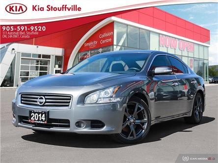 2014 Nissan Maxima SV (Stk: P0246) in Stouffville - Image 1 of 26