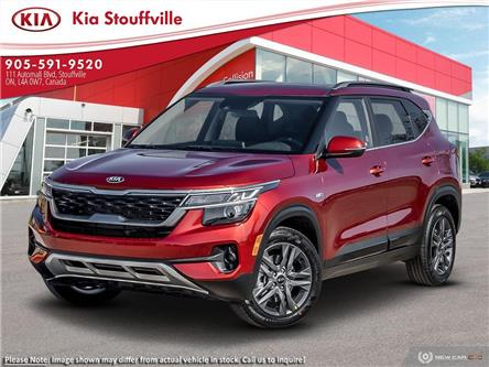 2021 Kia Seltos EX (Stk: 21060) in Stouffville - Image 1 of 23