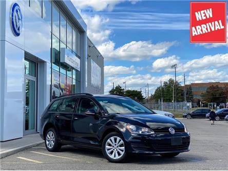 2016 Volkswagen Golf Sportwagon 1.8 TSI Trendline (Stk: 97349A) in Toronto - Image 1 of 5