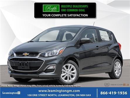 2021 Chevrolet Spark 1LT Manual (Stk: 21-008) in Leamington - Image 1 of 23