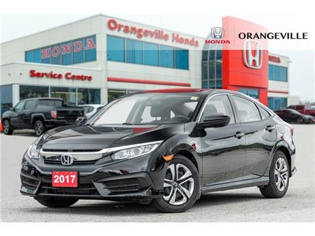 2017 Honda Civic LX (Stk: U3444) in Orangeville - Image 1 of 19