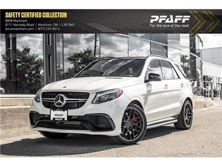 2016 Mercedes-Benz AMG GLE S (Stk: 39500A) in Markham - Image 1 of 22