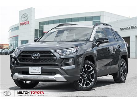 2019 Toyota RAV4 Trail (Stk: 041850) in Milton - Image 1 of 20