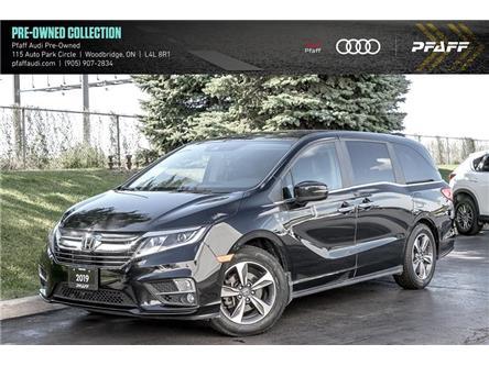 2019 Honda Odyssey EX-L (Stk: C7820) in Woodbridge - Image 1 of 22