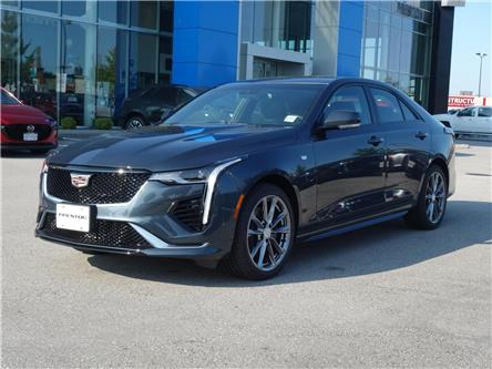 2020 Cadillac CT4 Sport (Stk: 0211110) in Langley City - Image 1 of 6