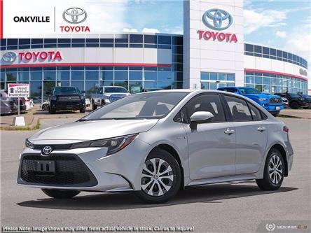 2021 Toyota Corolla Hybrid Base w/Li Battery (Stk: 21021) in Oakville - Image 1 of 23