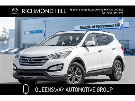 2014 Hyundai Santa Fe Sport 2.0T Premium (Stk: 20-219A) in Richmond Hill - Image 1 of 18