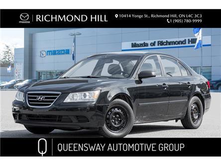 2009 Hyundai Sonata GL (Stk: 20-420AA) in Richmond Hill - Image 1 of 17