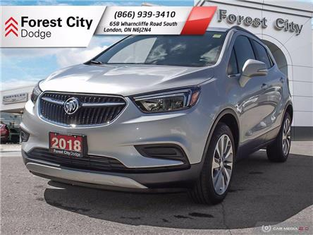 2018 Buick Encore Preferred (Stk: DL0044) in London - Image 1 of 13