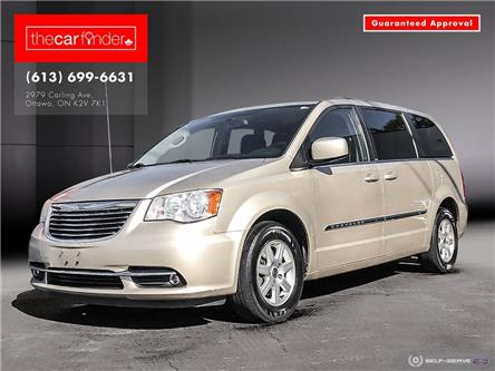 2012 Chrysler Town & Country Touring (Stk: ) in Ottawa - Image 1 of 22