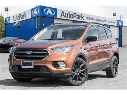 2017 Ford Escape SE (Stk: 17-18721AR) in Georgetown - Image 1 of 20