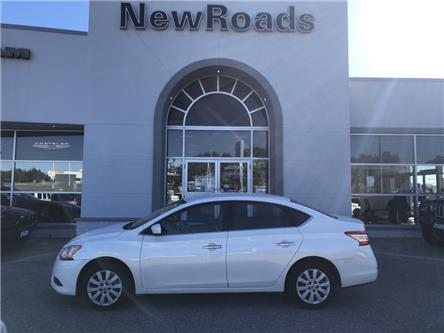 2014 Nissan Sentra 1.8 SV (Stk: 25012X) in Newmarket - Image 1 of 8