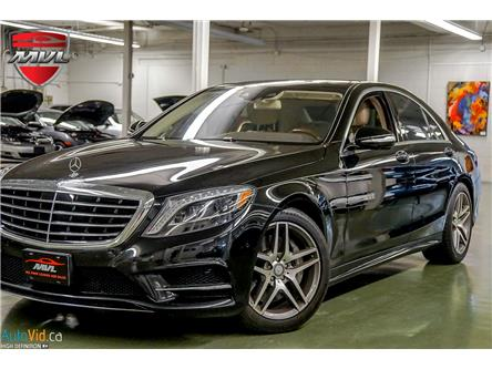 2014 Mercedes-Benz S-Class Base (Stk: 15715) in Oakville - Image 1 of 32