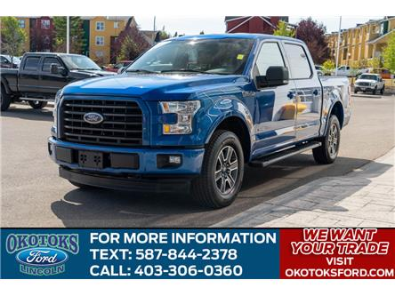 2017 Ford F-150 XLT (Stk: L-328A) in Okotoks - Image 1 of 24