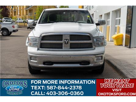 2011 Dodge Ram 1500 SLT (Stk: T85910A) in Okotoks - Image 1 of 16