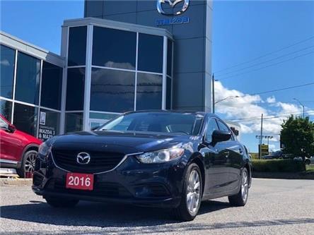 2016 Mazda MAZDA6 GS (Stk: 214901) in Gloucester - Image 1 of 13
