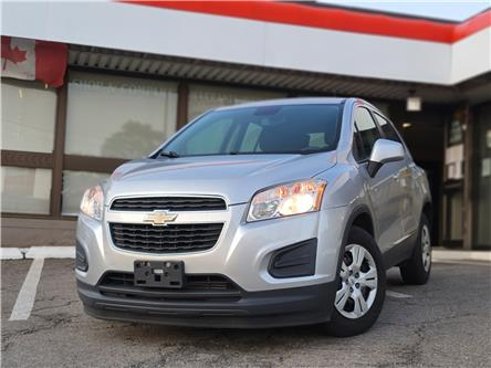 2013 Chevrolet Trax LS (Stk: 2008240) in Waterloo - Image 1 of 18