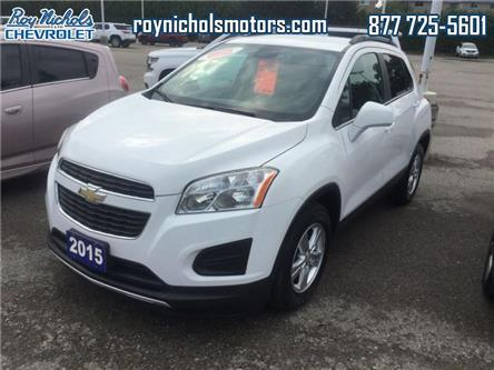 2015 Chevrolet Trax 2LT (Stk: W309A) in Courtice - Image 1 of 13