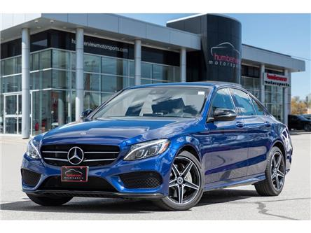 2018 Mercedes-Benz C-Class Base (Stk: 20HMS893) in Mississauga - Image 1 of 23